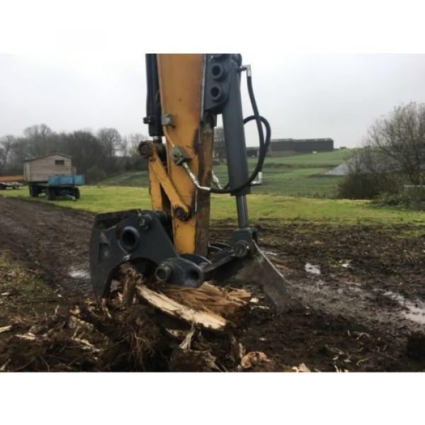 13 Ton Excavator Tree Stump Shear - Root Shear Root Harvester  CAT JCB KOMATSU #2 image