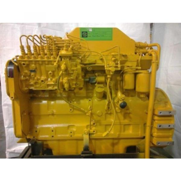 REMANUFACTURED KOMATSU 8.3L SA6D114-E2 COMPLETE ENGINE_1316231H91 #1 image
