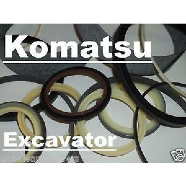 Angle Lift Cylinder Seal Kit Fits Komatsu D20A-5 D20P-5 D21A-5  707-99-13410 #1 image