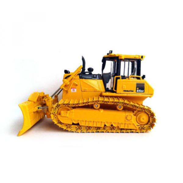 KOMATSU D65PX-17 DOZER W/HITCH 1:50 DIECAST BY FIRST GEAR 50-3246 #1 image