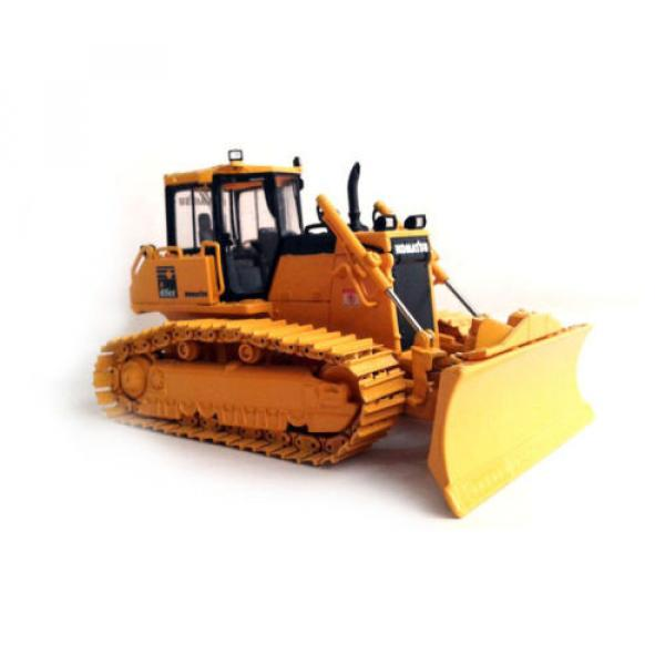 KOMATSU D65PX-17 DOZER W/HITCH 1:50 DIECAST BY FIRST GEAR 50-3246 #5 image