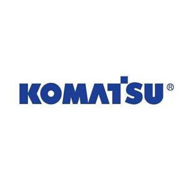 "(2 ) Komatsu d20 d21 d30 vinyl decal - any color - 28"" #1 image"