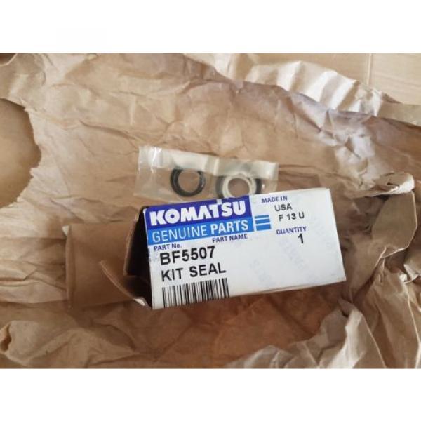 QTY of 10 New Komatsu Kit Seal BF5507 #2 image