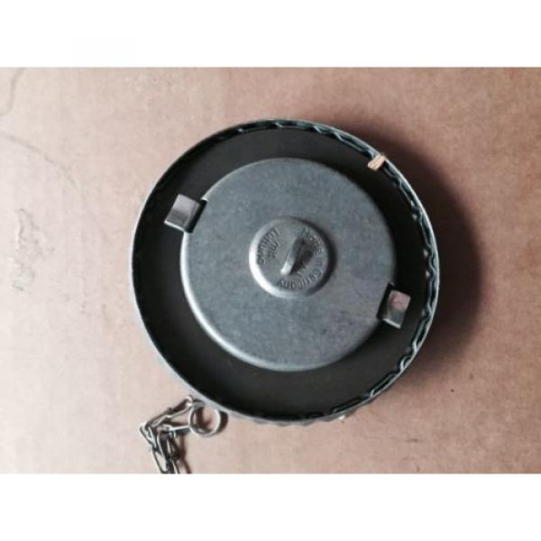 Komatsu Fuel Cap Part #AB 5459/ 97 100 2931 #2 image