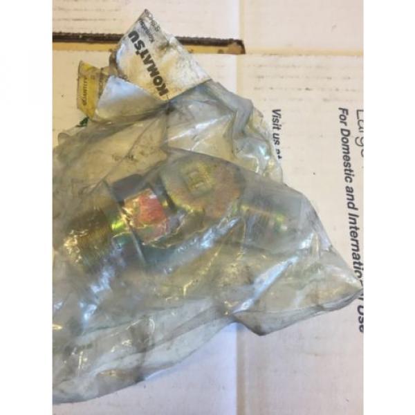 New OEM Genuine Komatsu Hydraulic Elbow 07236-10522 Warranty Fast Shipping! #3 image
