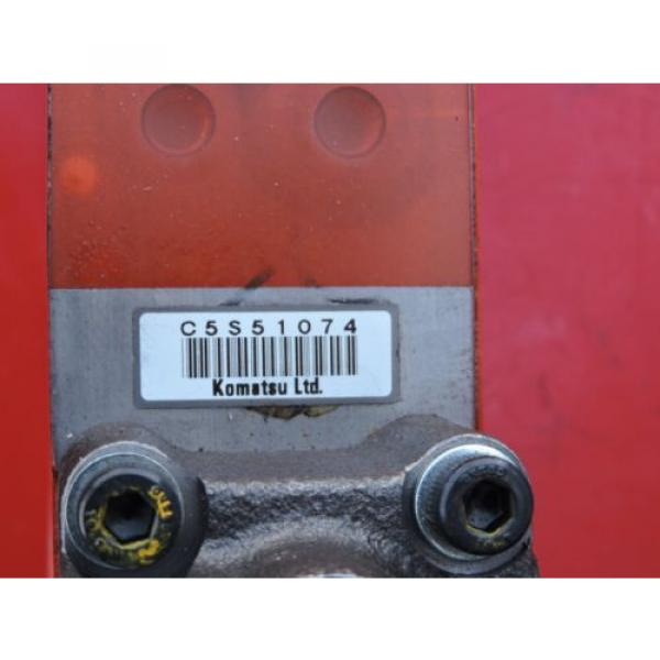 Komatsu C5S51074 Control Section with New with Minor Damage #2 image
