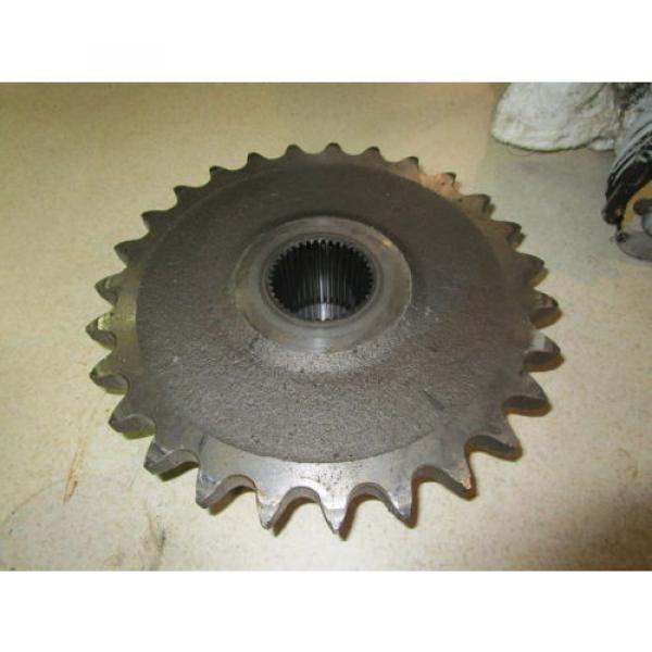 Komatsu SK1020 ONE Drive Sprocket Axle Skid Steer Loader SK-1020 37C2211160 #2 image