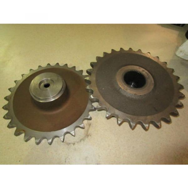 Komatsu SK1020 ONE Drive Sprocket Axle Skid Steer Loader SK-1020 37C2211160 #3 image