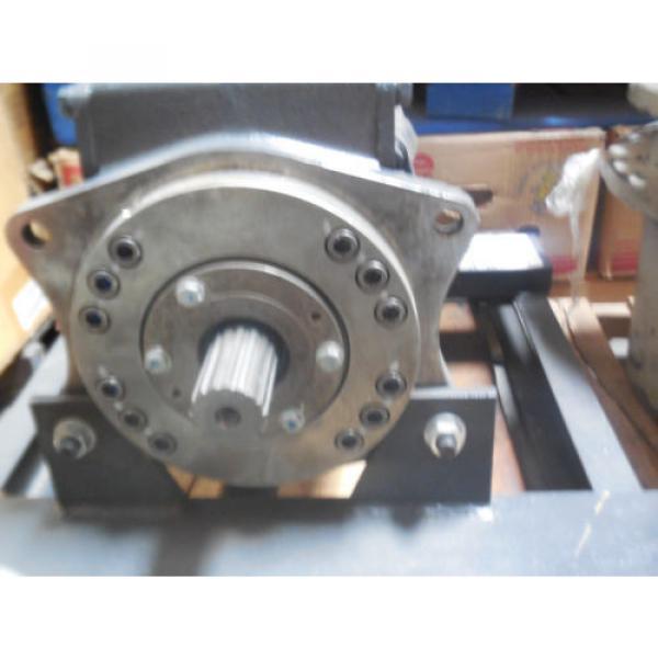 GENUINE KOMATSU R708-4L-00931 PISTON PUMP FOR WA800-1 Wheel Loader #3 image