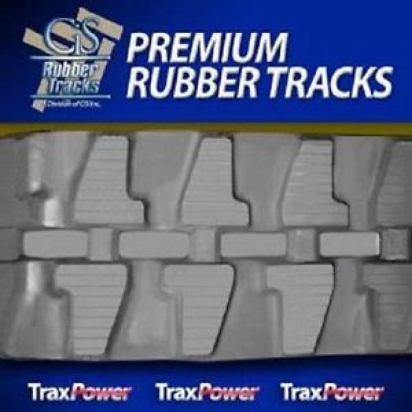 """Komatsu PC18  9"""" Rubber Track #1 image"""