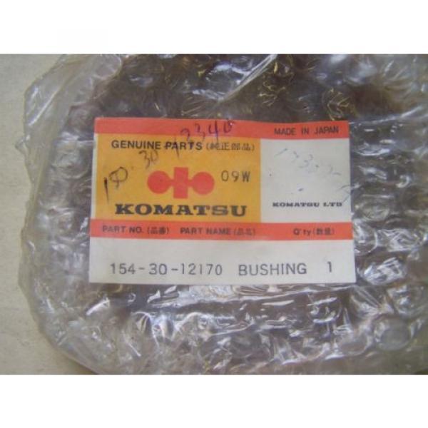 Komatsu D88-D85-D95 Recoil Spring Bushing - Part# 154-30-12170 - Unused in Box #2 image