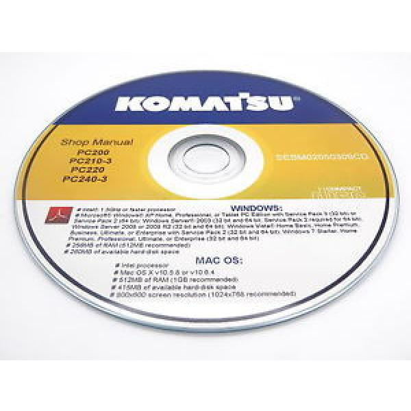 Komatsu WA180-3 (EU Spec) Wheel Loader Shop Service Repair Manual #1 image