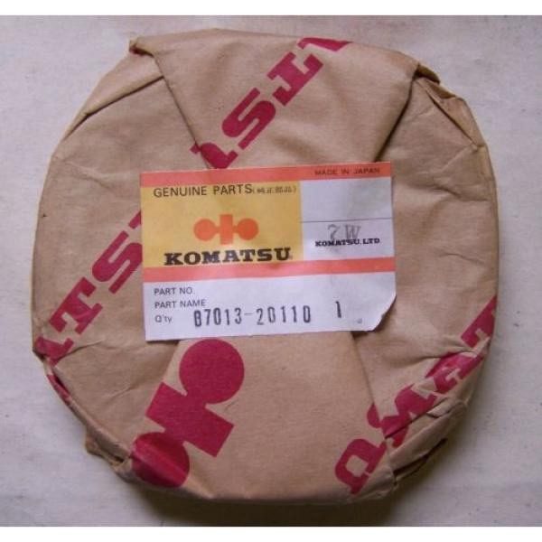 Komatsu 150-155 Final Drive Seal - Part# 07013-20110 - Unused in Package #1 image