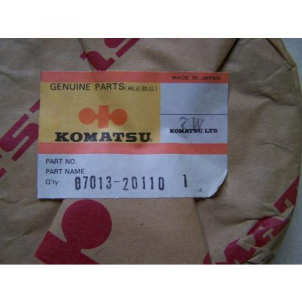 Komatsu 150-155 Final Drive Seal - Part# 07013-20110 - Unused in Package #2 image