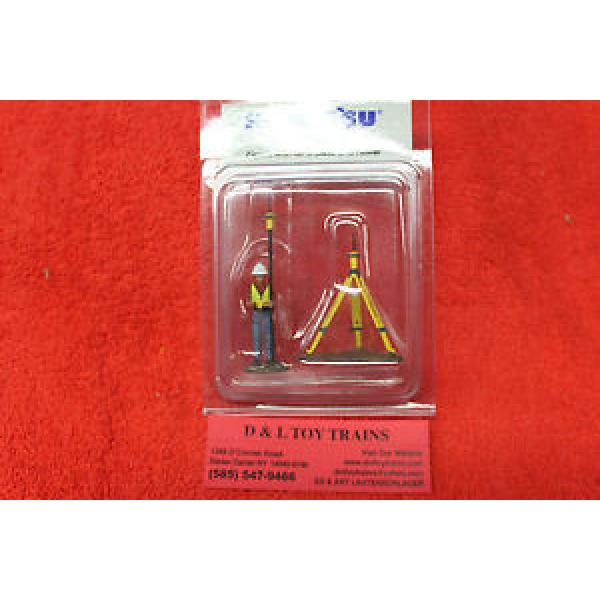 90-0459 Komatsu Figure With GPS Base & Rover New In Package #1 image