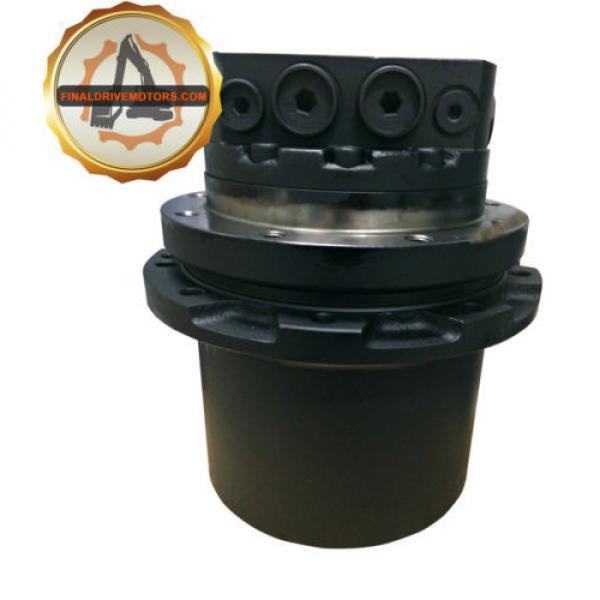 Komatsu PC30MR-1 Final Drive Motor -  Komatsu PC30MR-1 Travel Motor #1 image