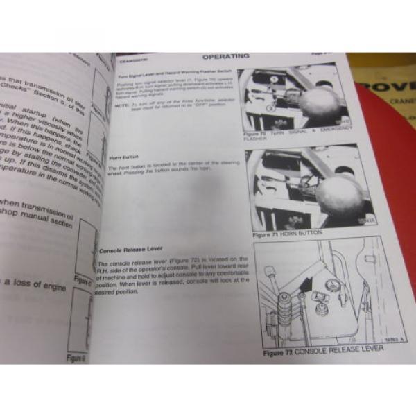 Komatsu Galion 830B 850B 870B Motor Graders Operation & Maintenance Manual #2 image