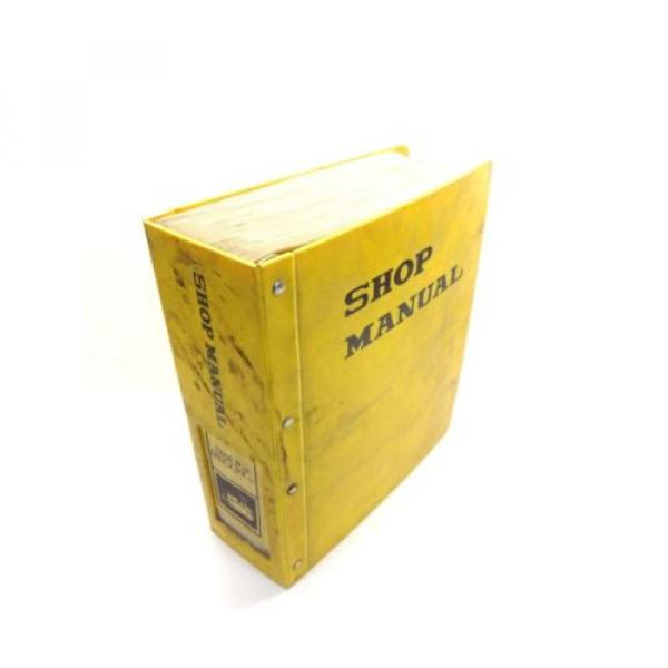 Komatsu D65 D65Ex, Px SHOP MANUAL Automotive Repair #1 image