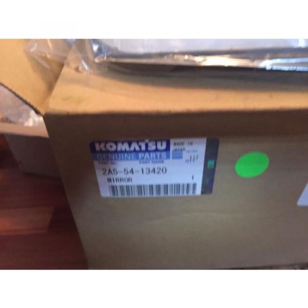 Komatsu 2A55413420 Mirror Assembly #2 image