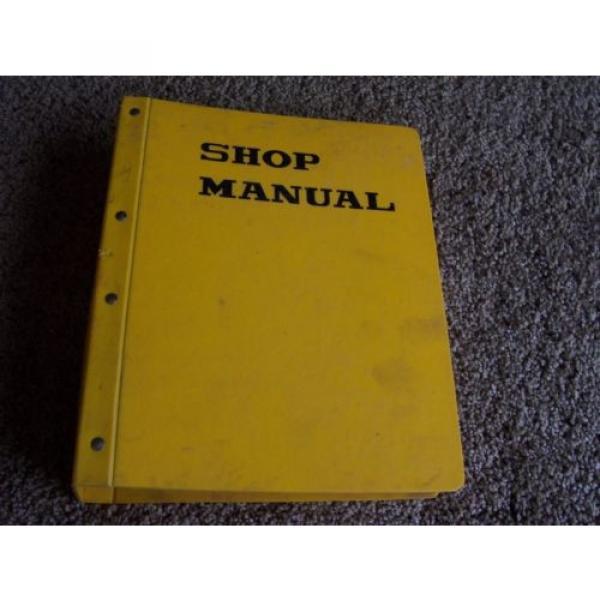 Komatsu Dresser 2400A B 2500A B Wheel Tractor Factory Service Shop Repair Manual #2 image