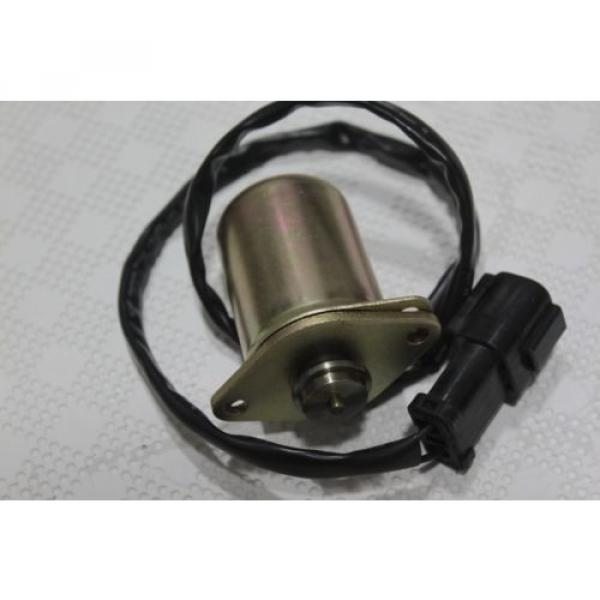 Ship from USA,Solenoid valve 206-60-51130,206-60-51131 for Komatsu 6D102 PC200-6 #1 image