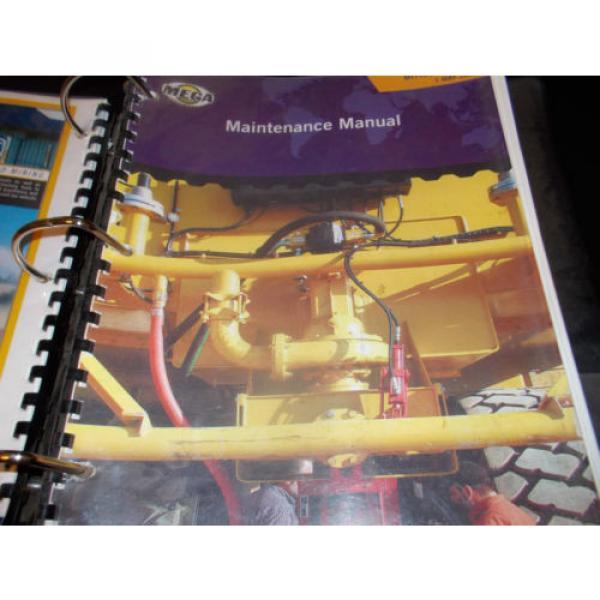 KOMATSU MTT13 KOM465(7) MANUAL SET MEGA OPERATORS, MAINTENANCE PARTS AND MORE ! #3 image