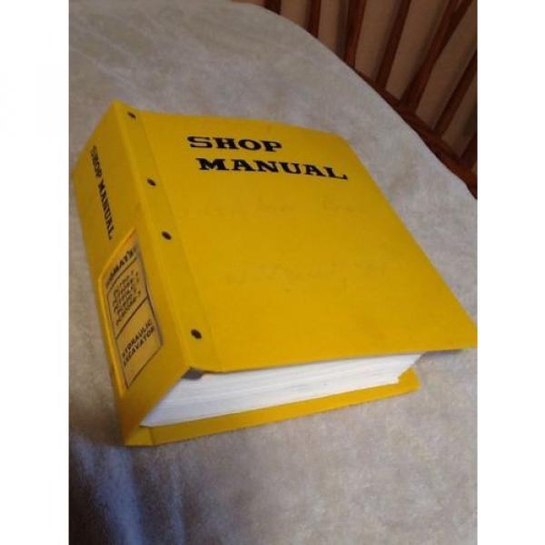 Komatsu Pc750-7, Pc750Se-7, Pc750Lc-7, Pc800-7 Excavator Shop Service Manual #1 image