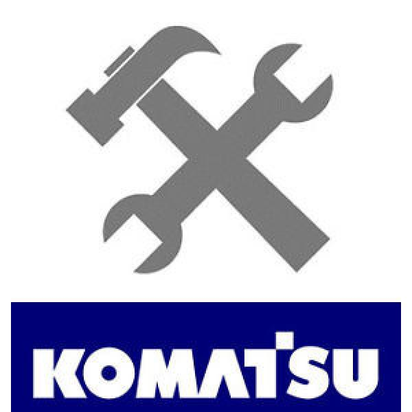 Komatsu Bulldozer D50A-17  D50 A 17 Service Repair  Shop Manual #1 image