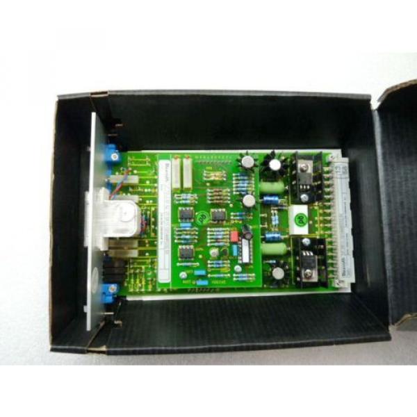 Rexroth India France VT-SRXX Analog Verstärker VT-SR11-12/11/4WRD32-5X ungebraucht in geöffne #2 image