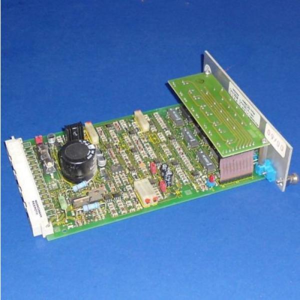 MANNESMANN Australia Germany REXROTH AMPLIFIER CARD VT5007-17a #4 image