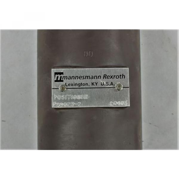 New Japan Italy P59023-2 Rexroth Type C Linear Positioner #2 image
