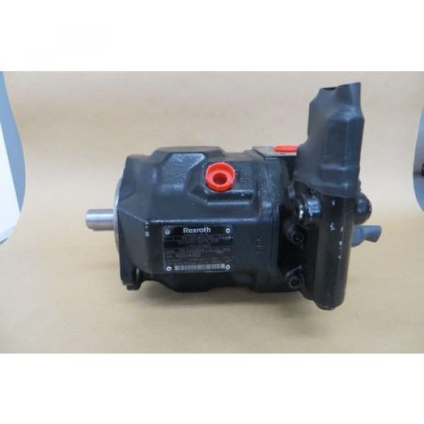 NEW India Dutch Rexroth Hydraulic Pump 4000 PSI Variable Displacement R910943844 All Fluid #1 image