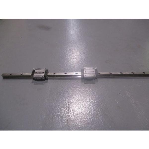 Bosch-Rexroth China Singapore R165121320 Linear Bearing #2 image