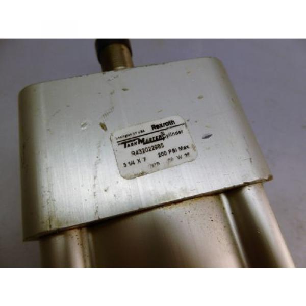 Rexroth Dutch Singapore Taskmaster R432022985 Cylinder #2 image