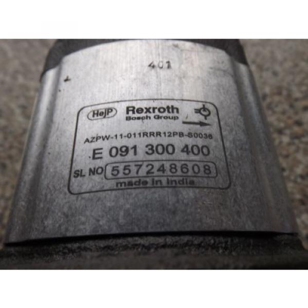 Rexroth Egypt Germany Hydraulic Pump SN 557248608 #2 image