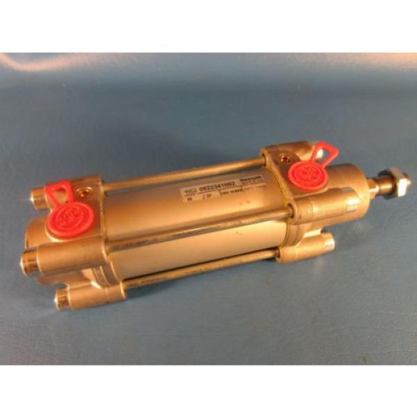 Rexroth Italy Dutch 0822341002 Pneumatic Air Cylinder, Max 10 Bar, 40/50 #1 image