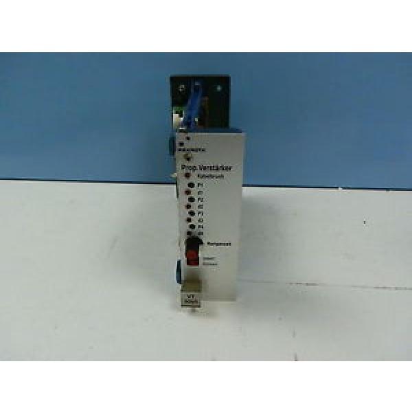 Rexroth India Australia VT5005-11 R5 Prop.Verstärker #1 image