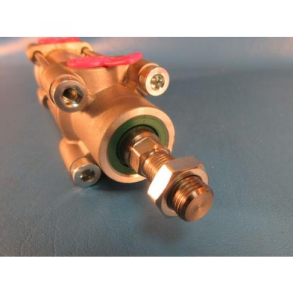 Rexroth Italy Dutch 0822341002 Pneumatic Air Cylinder, Max 10 Bar, 40/50 #3 image