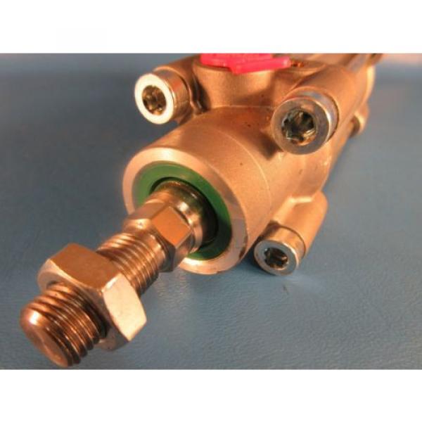 Rexroth Italy Dutch 0822341002 Pneumatic Air Cylinder, Max 10 Bar, 40/50 #4 image