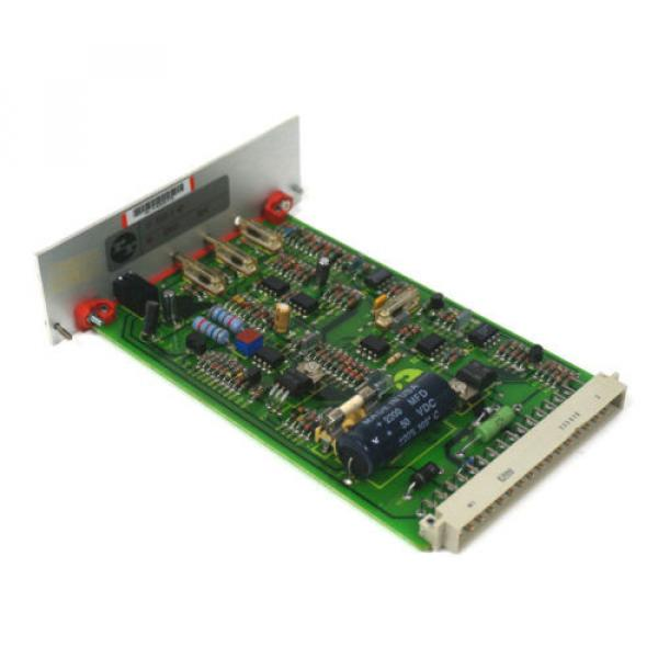 REXROTH China Italy VT-2010S42 AMPLIFIER BOARD VT2010S42 REPAIRED #3 image