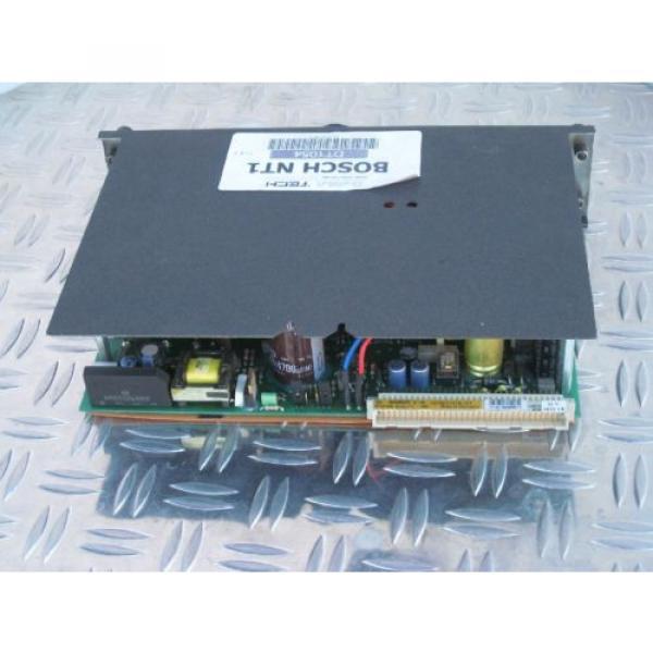 BOSCH Australia Dutch Rexroth 1070071376-101 Power Supply NT1 #2 image