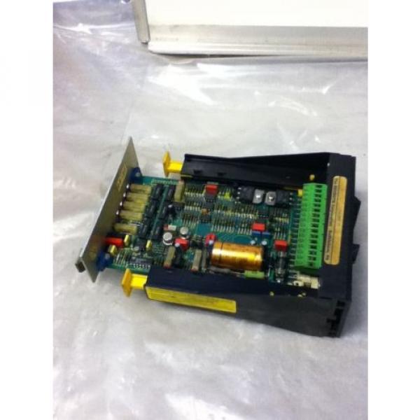 USED Australia Egypt REXROTH VT5006-S16-R1 AMPLIFIER MODULE #3 image