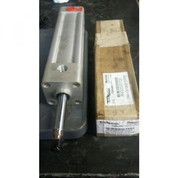(2) Canada India NEW REXROTH TASKMASTER TM-121000-03060 PNEUMATIC AIR CYLINDER 2 X 6 #3 image