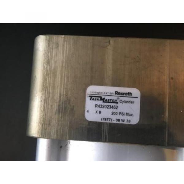 REXROTH Korea Egypt TASKMASSTER CYLINDER R-432023462 NEW #2 image