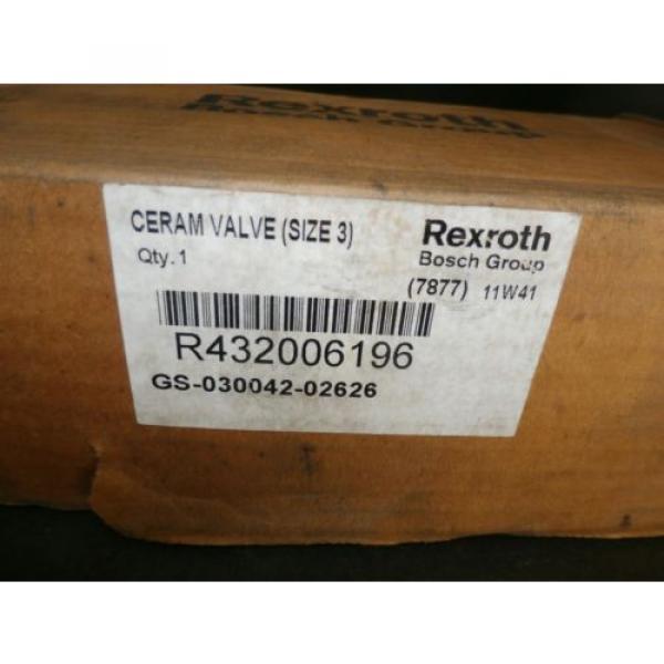 REXROTH Italy Korea R432006196 SOLENOID VALVE #2 image