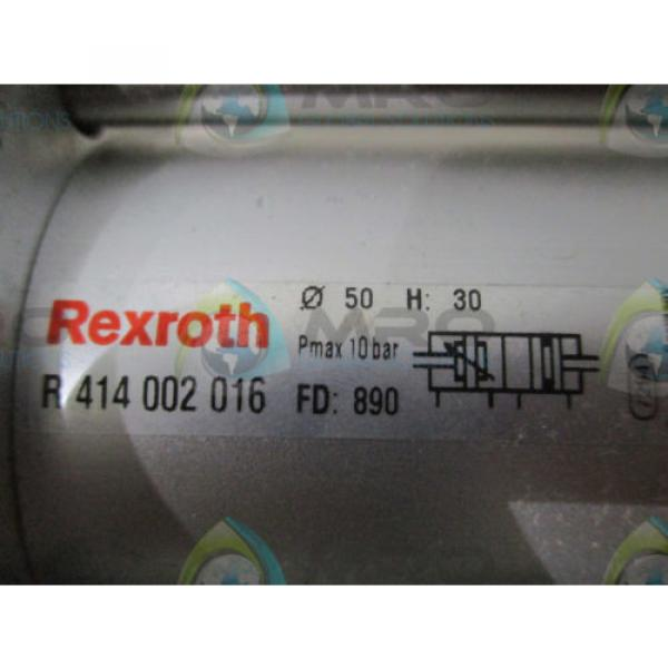 REXROTH Japan Italy R414002016 AIR CYLINDER *NEW NO BOX* #5 image