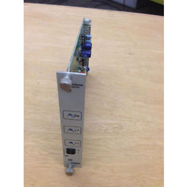 REXROTH Canada Italy VT-2000-51a    Mat.-Nr. 00033828   Q51  4012 #1 image