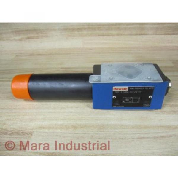 Rexroth USA India Bosch R900449839 Valve ZDR 6 DB2-43/25YM - New No Box #1 image