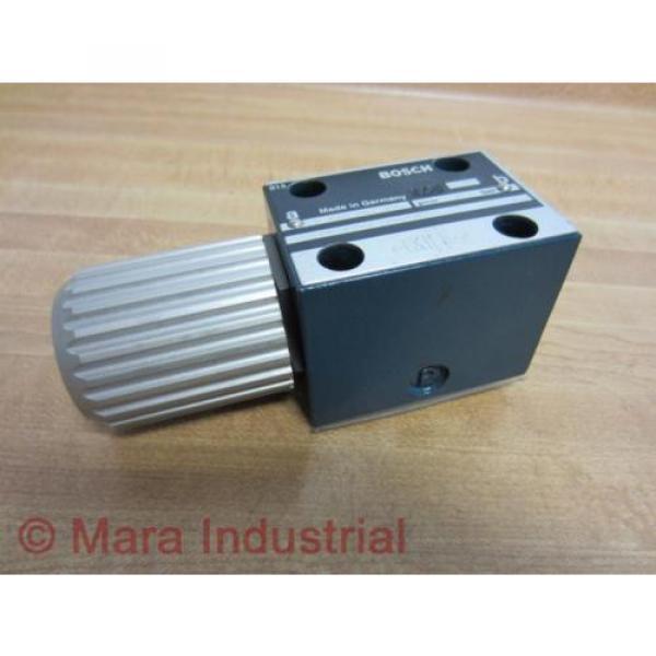 Rexroth Germany Korea Bosch 0 810 091 376 Valve 081WV06P1V6012D50 - New No Box #1 image
