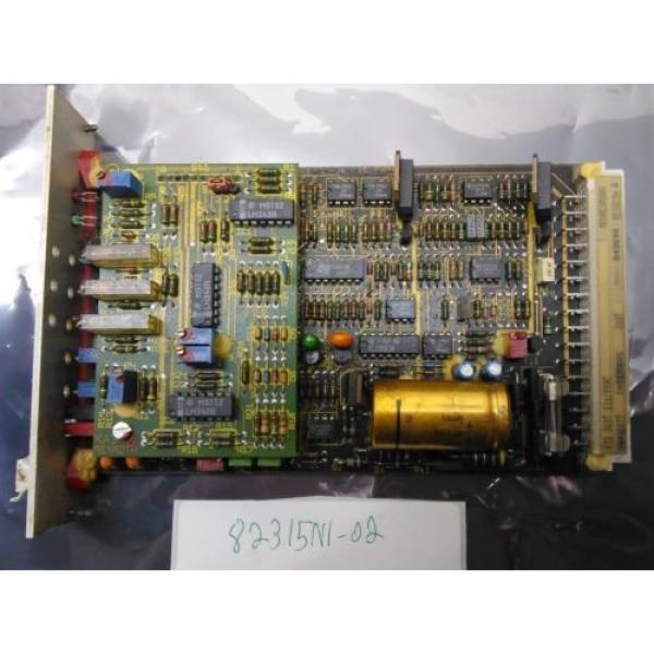REXROTH Egypt china VTS 0607 S1x PVNC BOARD VTS0607S1x #2 image
